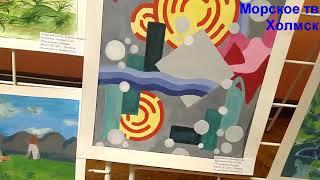 Выставка картин Елизаветы Гусар «Краски жизни через творчество» в здании ЦРДК