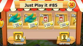 Just Play it #85 | Hay Day Game play