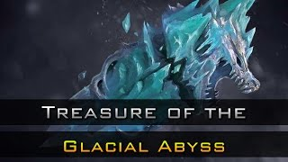 Dota 2 Chest Opening: Treasure of the Glacial Abyss