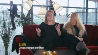 #DUHARDETIDIG - Lisa och Jackie om studentstaden Karlstad