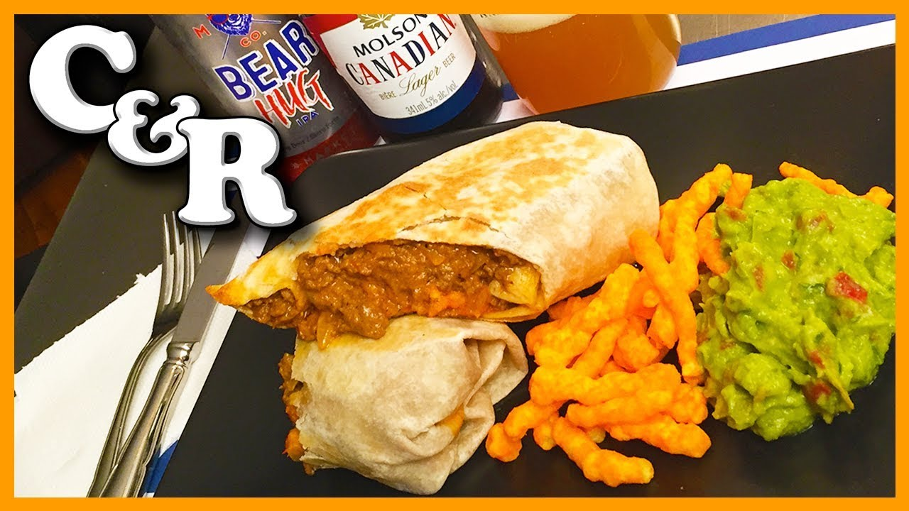 Ghost Pepper & Habanero Loaded Grillers (Taco Bell Inspired) - Cook & Review Ep #52