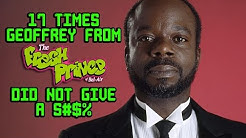 17 Times Geoffrey From 'Fresh Prince of Bel Air' Did Not Give A S#$%