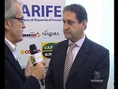 Carife 4 torri Volley Ferrara presentazione ufficiale della squadra