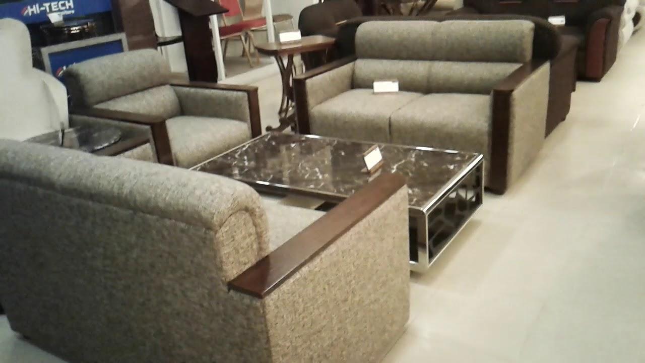 কাঠের সোফা সেটের দাম। Wooden Sofa Set Price Hatil