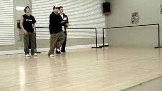 "Hiphop Choreography to Timbaland ""Way I Are"""