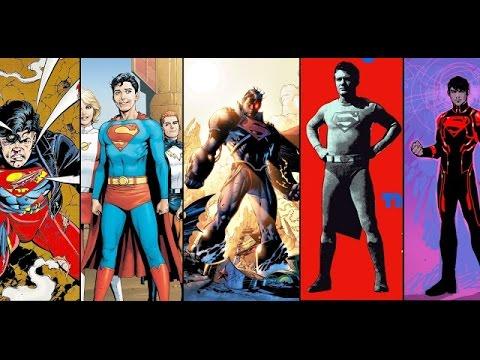 Conoce al heroe | Superboy. Origen y Versiones!