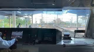 JR東日本 京葉線「海浜幕張〜新木場」E232系 快速 東京行き 撮影日 2020年(令和2年)10月30日