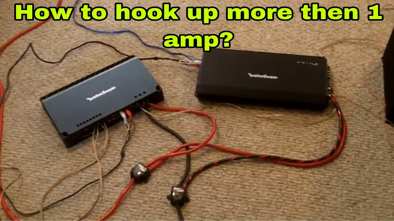 Car hook 2019 best way amp subwoofer ⭐️ to and up 14 Creative