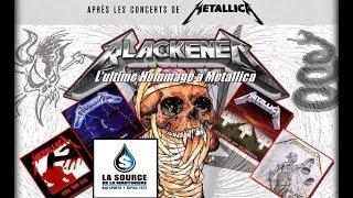 Blackened (Tribute To Metallica) Live Bar La Source de la Martinière, Québec, Canada 16/09/2015