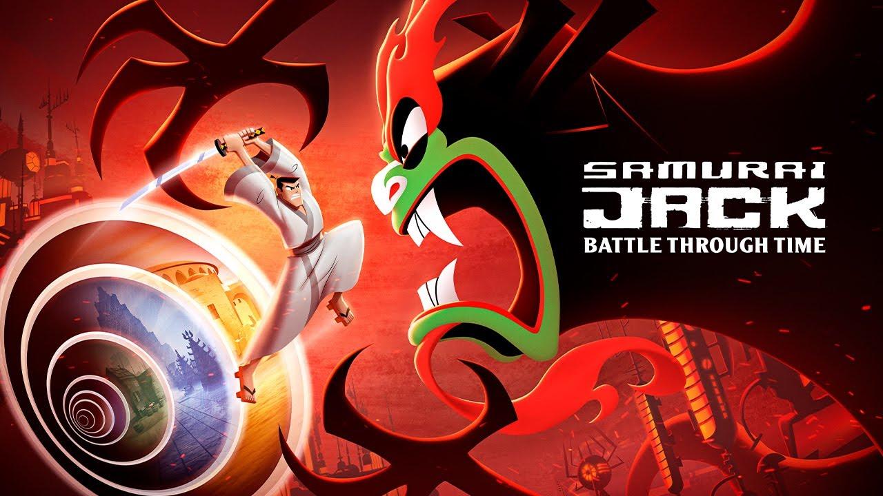 Samurai Jack: Battle Through Time | Official Release Date Trailer | Adult Swim Games