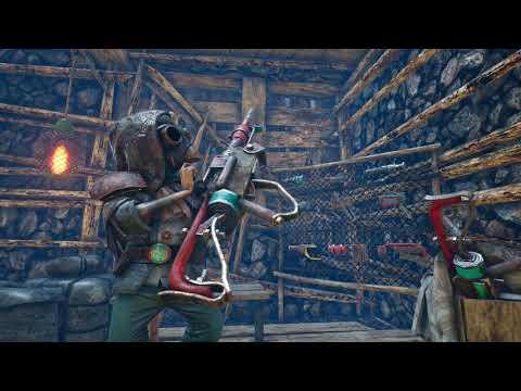 Biomutant - Gamescom 2018 Demo Sizzle Trailer