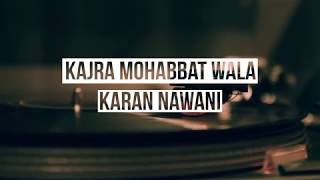 Kajra Mohobbat Wala   Cover by Karan Nawani   Asha Bhosle   Shamshad Begum