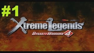 Dynasty Warriors 4: Xtreme Legends Walkthrough - Shu part 1
