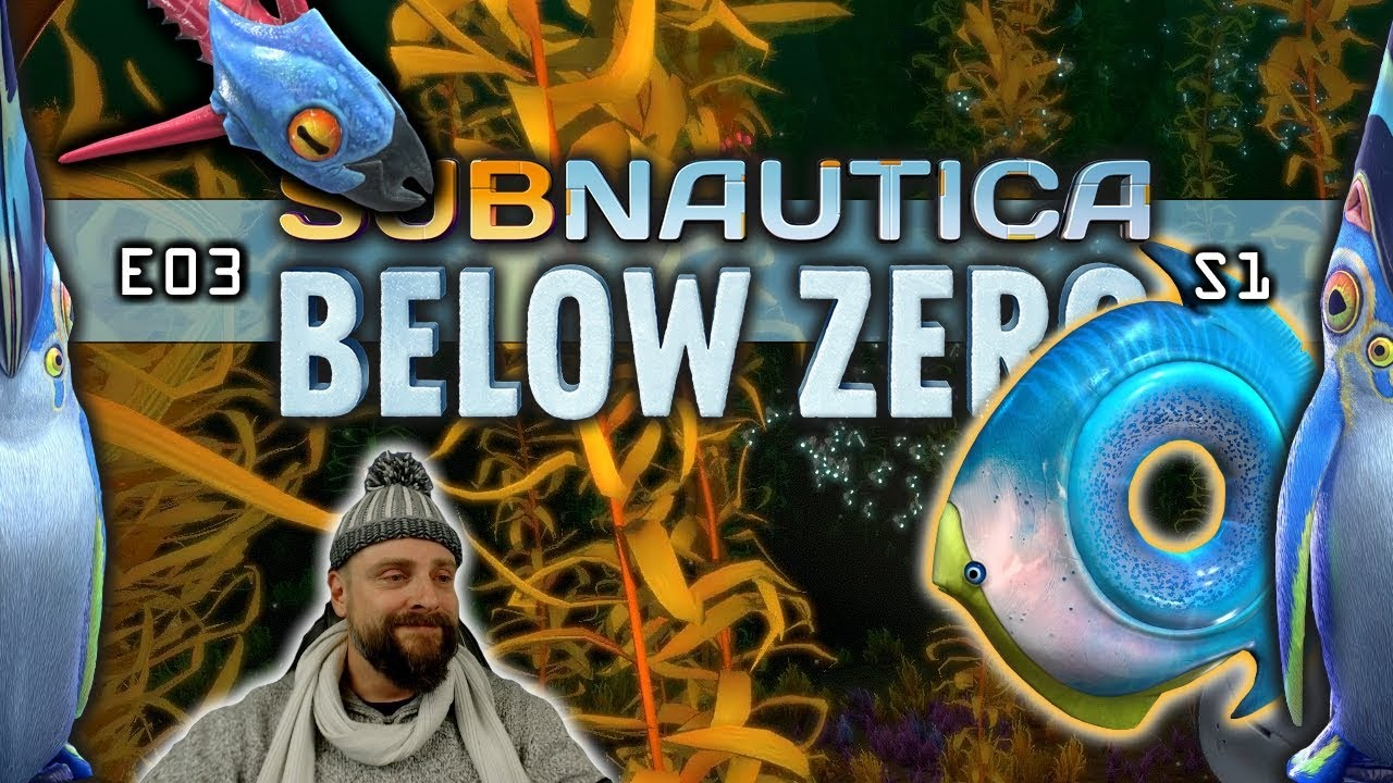 Subnautica Below Zero Deutsch 03 Luftholen Auf Eigene Gefahr
