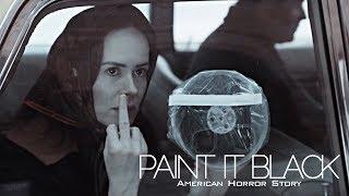 American Horror Story | Paint It Black [HBD MAGDA!] [+xladyxdreamer]