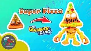 Super Power Grossery Gang, Siêu Pizza biến hình ToyStation 152