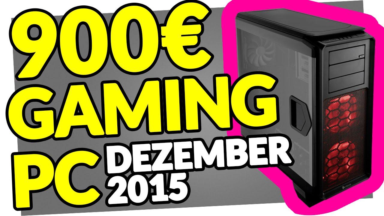 gaming pc für 900 euro