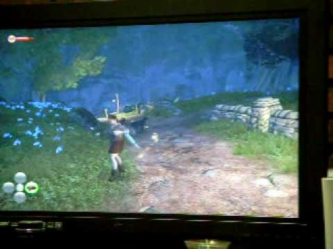 Fable 2-Jesus Glitch/Bug