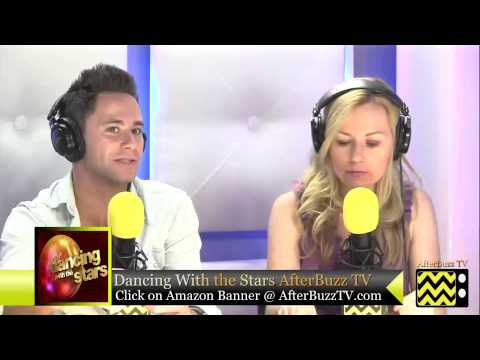 Dancing with the Stars: All Stars After Show w/ Emma Slater & Sasha Farber S:15 E:8 | AfterBuzz TV