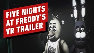Five Nights at Freddy's PSVR Teaser Trailer