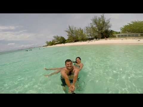 GRAND CAYMAN ISLANDS  - Caribbean VLOG TOP 10 BEACH / SEVEN MILE BEACH)
