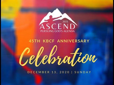 KBCF 45th Anniversary - December 13, 2020