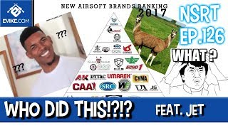 "Airsoft ""Not So Round Table"" - Ep.126 - Who Did This!?!? - Airsoft Evike.com"