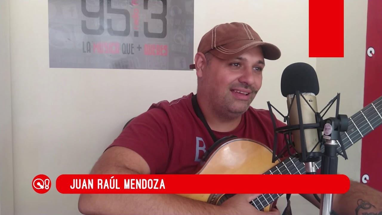 El Fogón de los Jueves: Juan Raúl Mendoza (Nota completa)