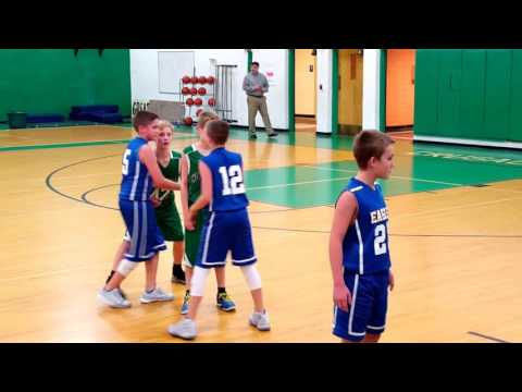 Holy Name 7th Grade Basketball overtime part 2