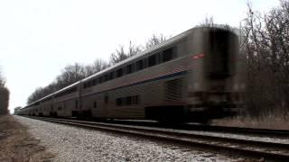 Amtrak Empire Builder Westbound