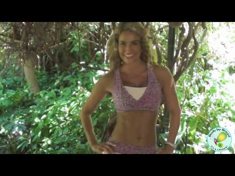 Body by Brazil in the La Tigra line Featuring Jennifer Nicole Lee
