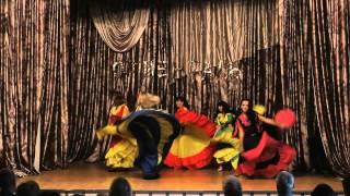 """Ориенталь - """"Цыганский танец"""""""