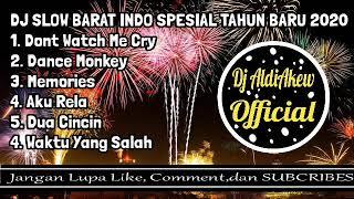 DJ SLOW BARAT INDO SPESIAL TAHUN BARU 2020 FULL BASS!!!