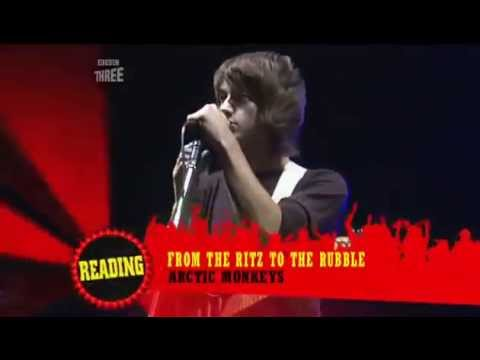 Arctic Monkeys - From Ritz To The Rubble @ Reading Festival 2006