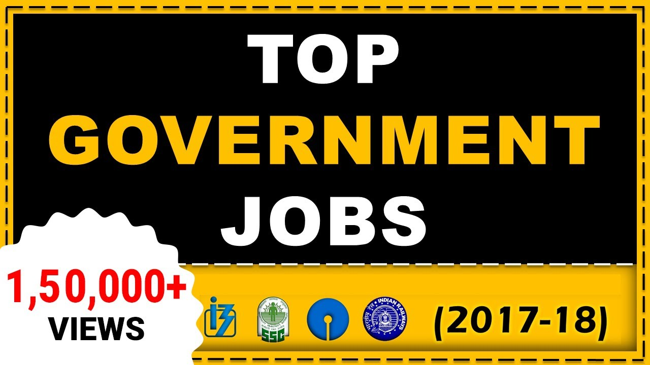 Top 10 upcoming government job exam 2017 18 apply now youtube top 10 upcoming government job exam 2017 18 apply now thecheapjerseys Image collections