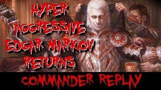 Hyper Aggressive Edgar Markov Returns vs Locust God Thrasios Silas Erebos