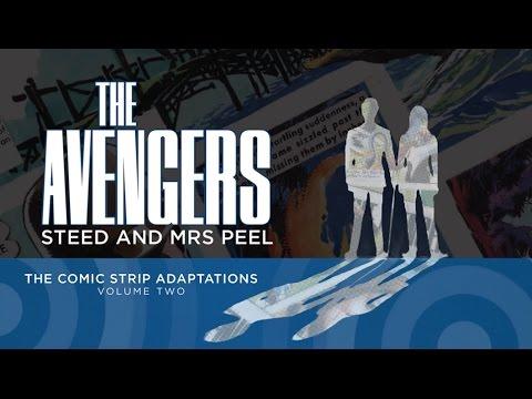 THE AVENGERS: COMIC STRIP ADAPTATIONS VOLUME 02