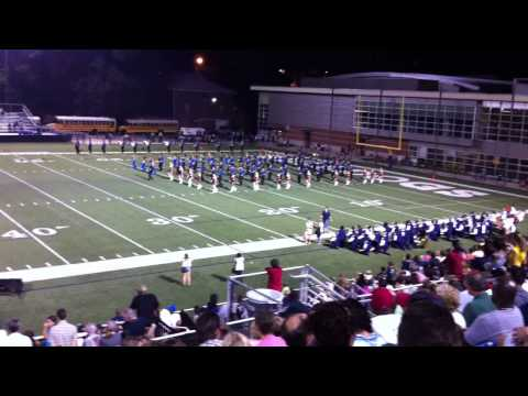 """Is Your Band READY?!"" - Decatur High School Marching Band - 8/26/2011"