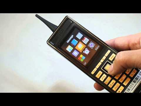 Multimedia Retro Brick Phone Babiken X66 w/ mp3, mp4, bluetooth, dual sim