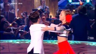 П.Дранга (аккордеон) и А. Гайнуллин (баян), М.Акаутдинов и Е.Цымбалюк (бальные танцы) - Ламбада