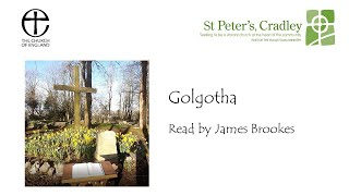 Outdoor Passion Station 6 Golgotha