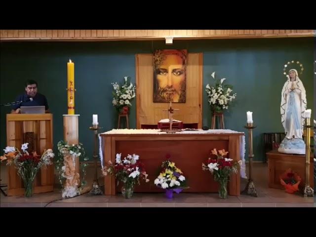 Misa Online  19Abr2020, Fiesta de la Divina Misericordia