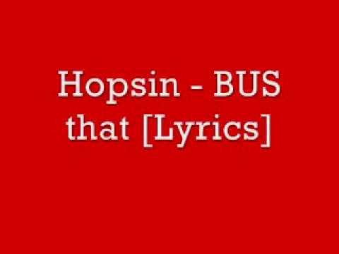 Download Hopsin BUS that [Lyrics]