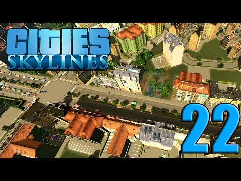 METROPOLIS!!! Cities: Skylines Gameplay S2E22