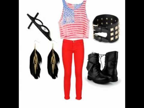 How To: Style American Flag Shirts, Shorts, & Shoes!!!