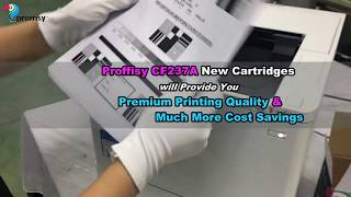 for hp 37a 37a toner hp 37a toner cf237a cf 237a cf237x 37x toner cartridge Premium Toner-Proffisy