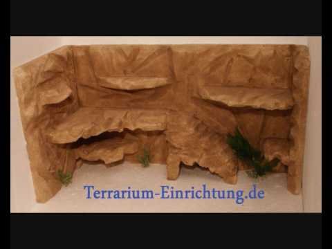 Terrarium Rückwand 2 - YouTube | {Rückwand 27}