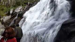 Riomalo de Abajo, Miranda del Castañar y cascada de Caozo