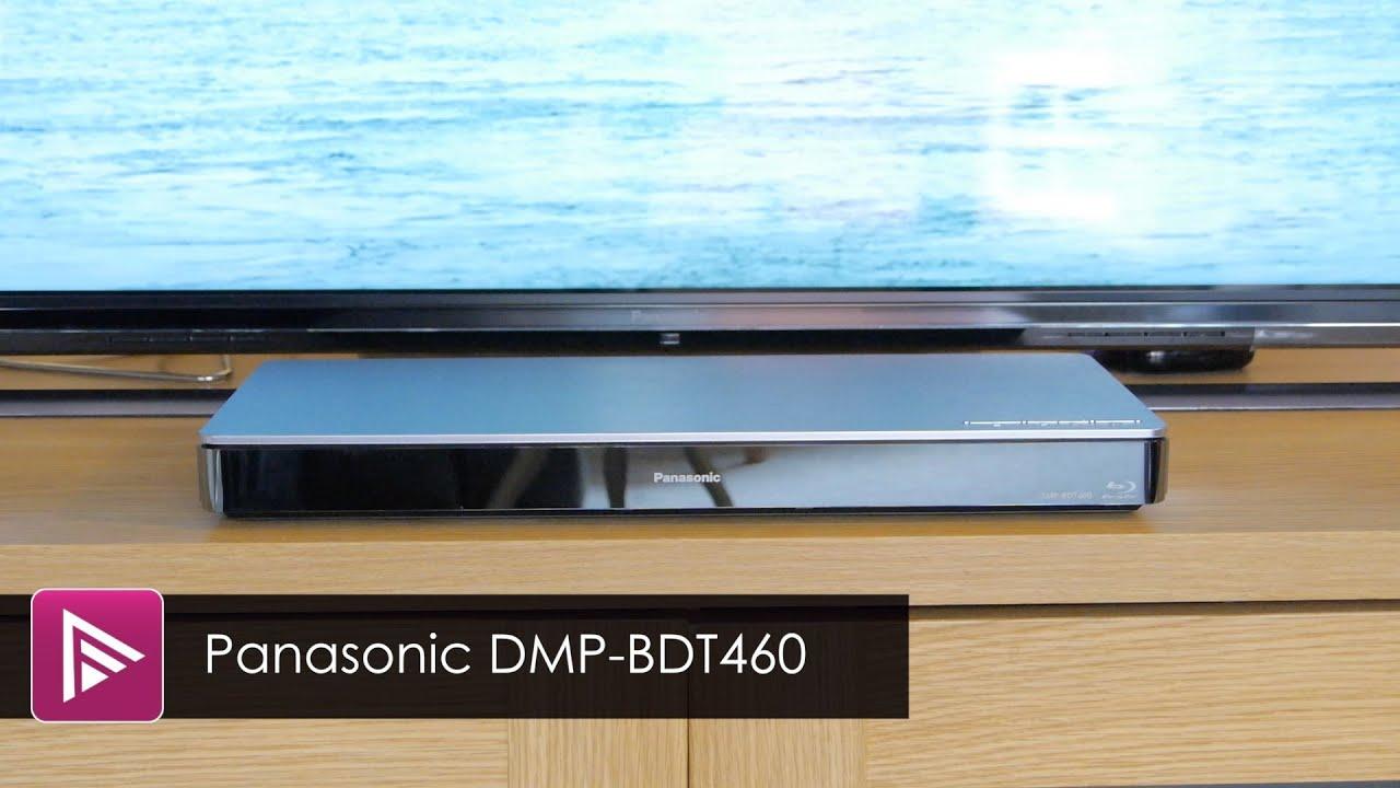 Drivers Update: Panasonic DMP-BDT460PC Blu-ray Player