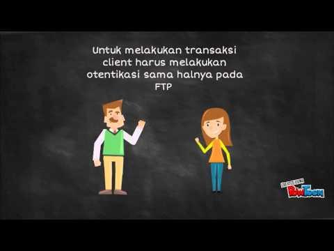 Cara Kerja FTP - YouTube